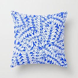"William Morris ""Branch"" 4. Throw Pillow"