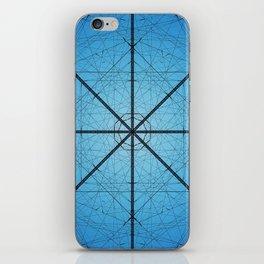 Tower Symmetry iPhone Skin