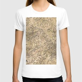 Vintage Damask 17416 T-shirt