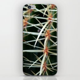 Cose Spinose iPhone Skin