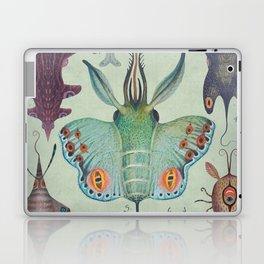 Cephalopodoptera Tab. I Laptop & iPad Skin