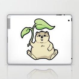 Little Chubby Happy Gopher Shading Itself Laptop & iPad Skin