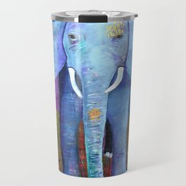spirit of the elephant Travel Mug