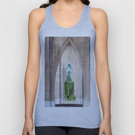 Cathedral Park Portland Unisex Tank Top