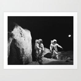 NASA. Art Print