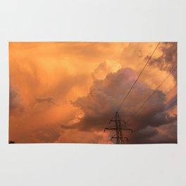 Stormy Skies Rug