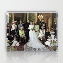 Prince Harry and Meghan Markle Royal Wedding Laptop & iPad Skin