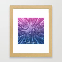 Choosing To Trust 27 Framed Art Print
