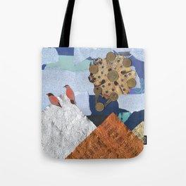 Magic Mountain Tote Bag