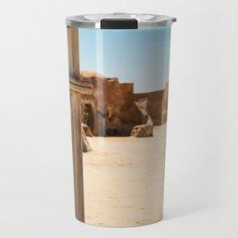 Tataouine Tunisia Travel Mug