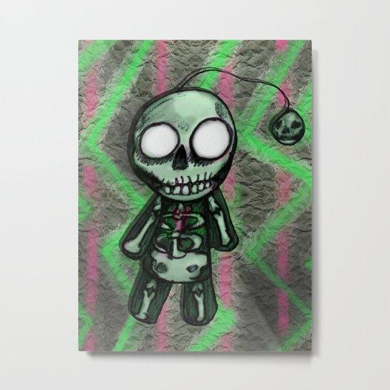 SkeltoBob Metal Print