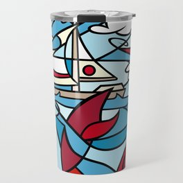 Maryland Bay Breeze Travel Mug