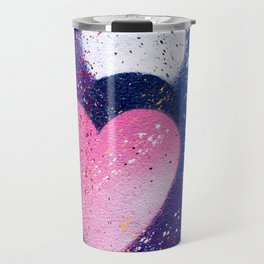 Love is Everywhere Travel Mug