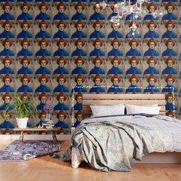 """Théophile Steinlen """"Cleo"""" Wallpaper"""