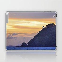 Sunset on the islands Laptop & iPad Skin