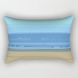 Seascape I - Kijkduin Rectangular Pillow