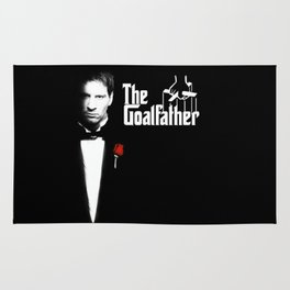 The Goalfather Rug