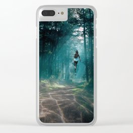 revival. Clear iPhone Case