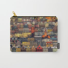 Copenhagen Facades Carry-All Pouch