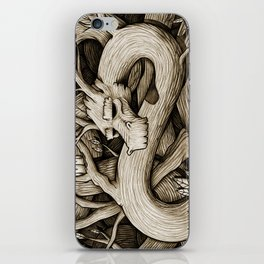 Tree Dragon iPhone Skin