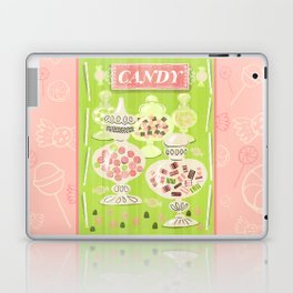 Sweets For The Sweet Laptop & iPad Skin
