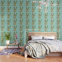 Totem Iberian Lynx Wallpaper