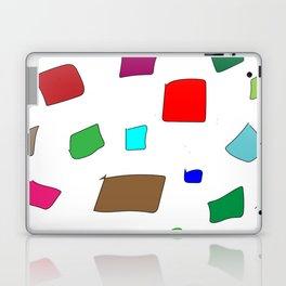 Hand Drawn Wannabe Squares (Jamison) Laptop & iPad Skin