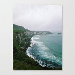 Ireland Coast Canvas Print