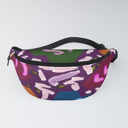 Wriggle out of it pop pup Fanny Pack