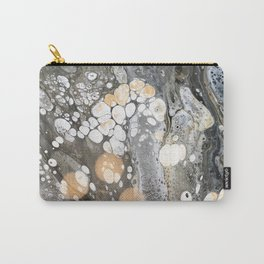 Specks of Gold Carry-All Pouch