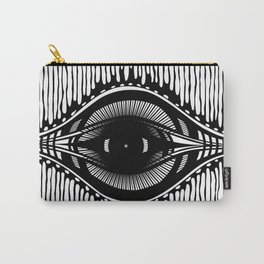 the shifty eye Carry-All Pouch