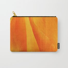 435 - Abstract tulip design Carry-All Pouch