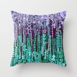 :: Lavendar Sleep :: Throw Pillow
