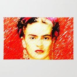 Looking for Frida Kahlo... Rug