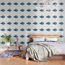 Mortimer the Betta Fish Wallpaper