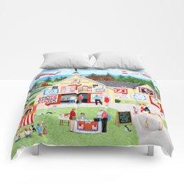 The Calico Cat Quilt Shop Comforters