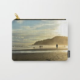 Beach sunset in Costa Rica Carry-All Pouch