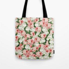 Juliet -  Romantic Roses Tote Bag