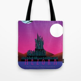 Planet Exploration: Mezora Tote Bag