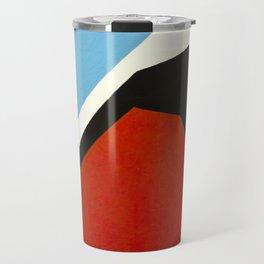 number 6 Travel Mug