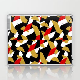 Colorful Abstract Pattern Laptop & iPad Skin