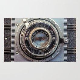 Detrola (Vintage Camera) Rug