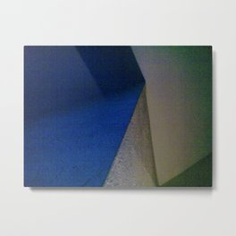 Untitled (tektology studies #26), 2010 Metal Print