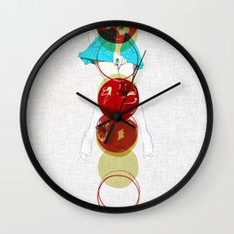 your gravitation Wall Clock