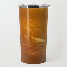 Web by the sunset Travel Mug