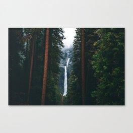 Yosemite Falls - Yosemite National Park, California Canvas Print