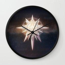 Vesperia Wall Clock
