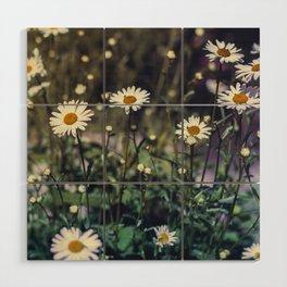 Daisy II Wood Wall Art