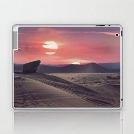 Desert Planet Laptop & iPad Skin