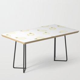 Lemony Coffee Table